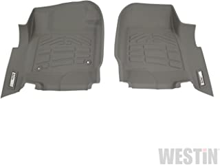 Westin Automotive Products 72-120084 Gray Sure-Fit Floor Liners Front