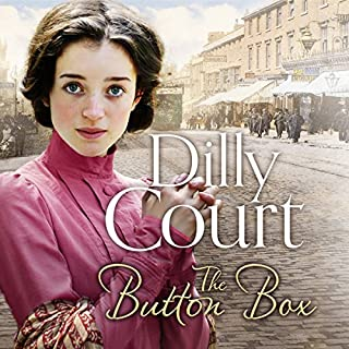The Button Box                   By:                                                                                                                                 Dilly Court                               Narrated by:                                                                                                                                 Annie Aldington                      Length: 11 hrs and 8 mins     86 ratings     Overall 4.5