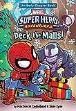 Marvel Super Hero Adventures Deck the Malls!: An Early Chapter Book (Super Hero Adventures Chapter Books, 1)