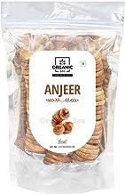Organic Box Afghani Anjeer Figs - 1kg   Afghanistan Anjir ( Dried Figs )
