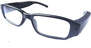 Mercurymall® - Videocámara HD 720P espía oculta DVR cámara oculta en gafas cámara grabadora de vídeo + 8GB tarjeta de memoria