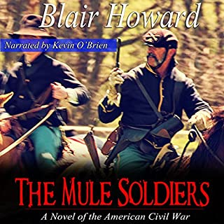 The Mule Soldiers audiobook cover art