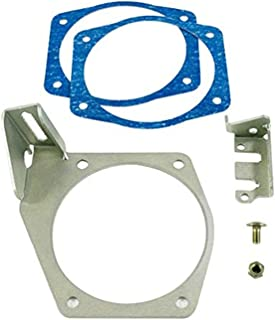 A-Team Performance Throttle Cable Bracket Compatible with Intakes 92MM 102MM LS LSX LS1 LS2 LS3 LS6 LS7