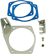 LS3 Throttle Cable Bracket For 102mm Fabricated Sheet Metal Intake ICT Billet 551447