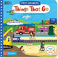 Things That Go (First Explorers)