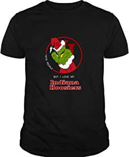 I Love My Indiana Hoosiers T Shirt, The Grinch T Shirt