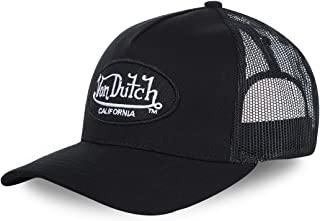 98682e5779ac7 Von Dutch Men s Baseball Cap Black Black