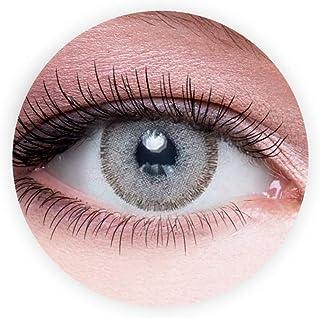 Dahab Solitaire Contact Lenses, Unisex Dahab Cosmetic Contact Lenses, 9 Months Disposable- Eye Enlargement Collection, Sol...