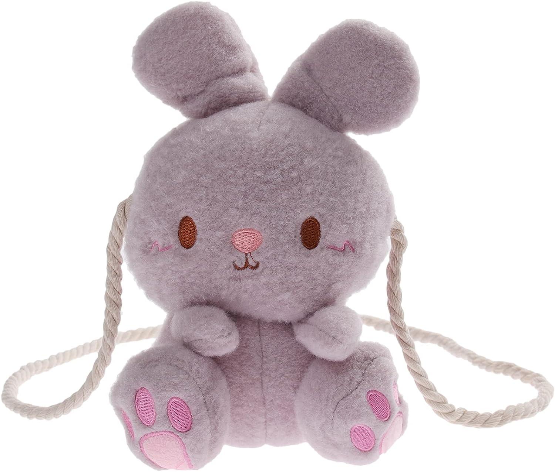 STYGALO Cheap super special price New color Plush Rabbit Women Crossbody Bags Shoulder Cut Messenger