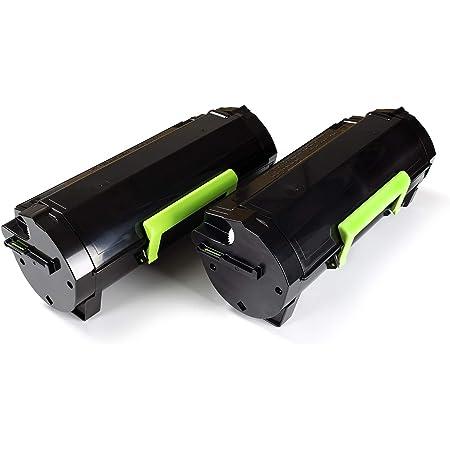 Green2print Toner Schwarz 5000 Seiten Ersetzt Lexmark 51f0ha0 512ha 51f2h00 512h 51f2h0e 512he Passend Für Lexmark Ms312dn Ms415dn Bürobedarf Schreibwaren