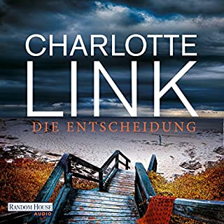 Die Entscheidung                   By:                                                                                                                                 Charlotte Link                               Narrated by:                                                                                                                                 Friederike Kempter                      Length: 15 hrs and 53 mins     7 ratings     Overall 4.7