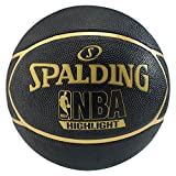 Spalding Pallone da Basket NBA Highlight Outdoor