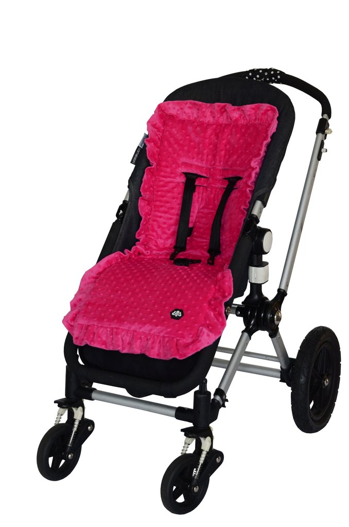Pink Honey Baby-BeeHaven Cush and Go Memory Foam Stroller Liner