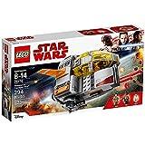 LEGO Star Wars Episode VIII Resistance Transport Pod 75176 Building Kit (294 Piece)