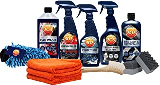 303 Auto Kit - for Cleaning, Protecting, and Detailing Your car