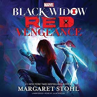 Marvel's Black Widow: Red Vengeance audiobook cover art