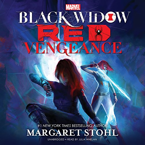 Marvel's Black Widow: Red Vengeance audiobook cover art