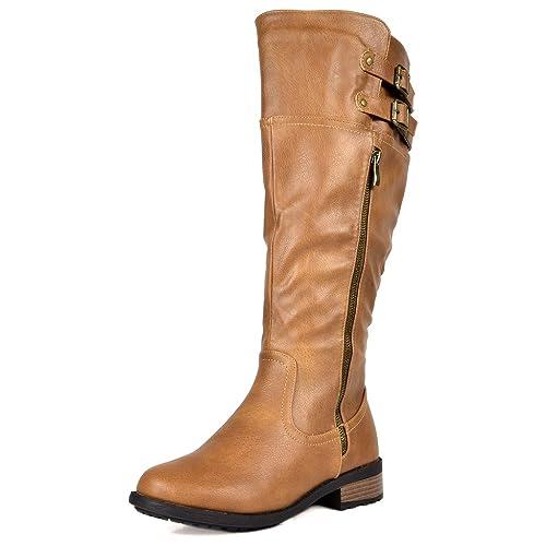 c9f51e441ea Women's Wide Calf Boots: Amazon.com