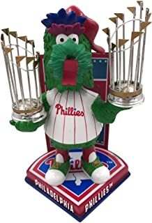 Forever Collectibles Philadelphia Phillies MLB World Series Champions Series - Numbered to 1,000 Bobblehead