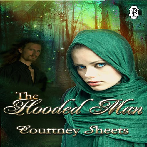 The Hooded Man audiobook cover art