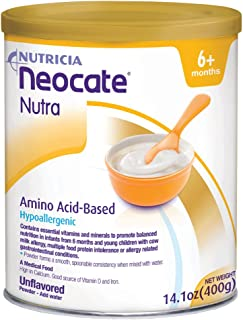 Neocate Nutra, 14.1 oz / 400 g (1 can)