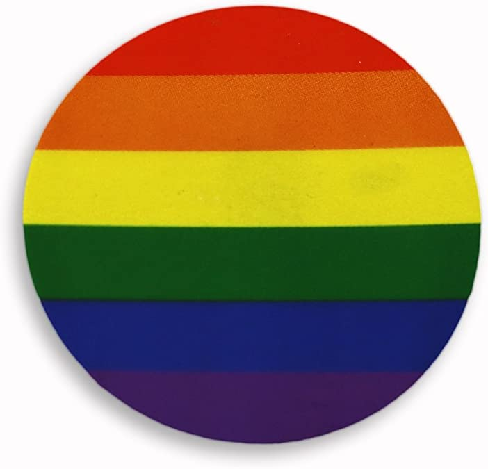 Fundraising For A Cause New mail order Circle Decal 1 - Ranking TOP1 Rainbow Retail