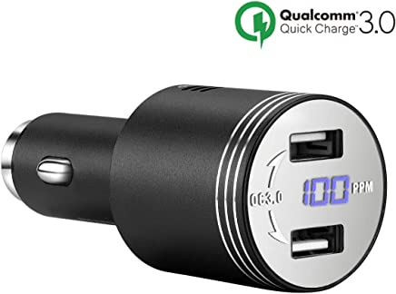 Charging USB 2.0 Data Cable, 1.2A USB Car Charger Adapter, Includes : USB Blade Wall Charger. 1 Basic USB Adapter Power Kit Compatible with Plantronics BackBeat FIT 2100 1 1