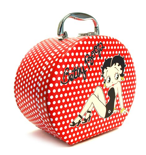 Betty Boop Coffret à maquillage Polkadot Deluxe