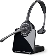$133 » Plantronics CS510 - Over-the-Head monaural Wireless Headset System DECT 6.0 (Renewed)