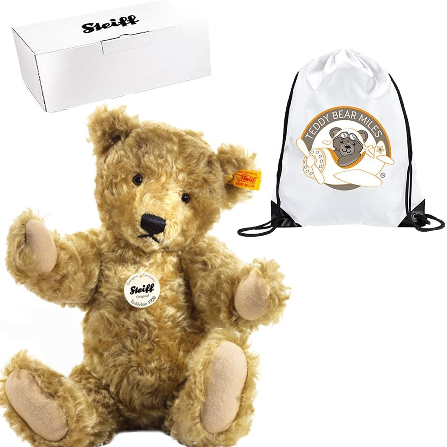 Steiff Classic 1920 Teddy Bear That Special Gift Present For Him or Her