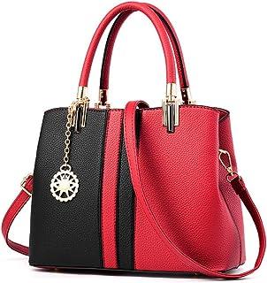 IMBETTUY Ladies Handbags New Fashion Girls Crossbody Bag PU leather Shoulder Messenger Bag for Women Tote
