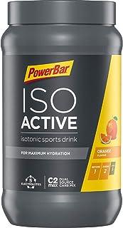 comprar comparacion PowerBar Isoactive Orange 600g - Bebida Deportiva Isotónica - 5 Electrolitos + C2MAX