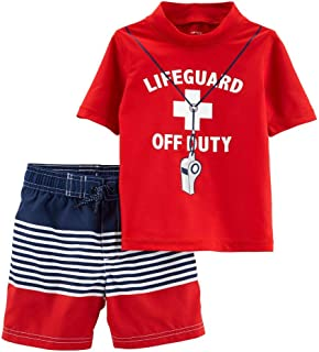 baby lifeguard outfit