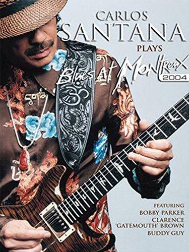 Santana - Plays The Blues: Live at Montreux 2004