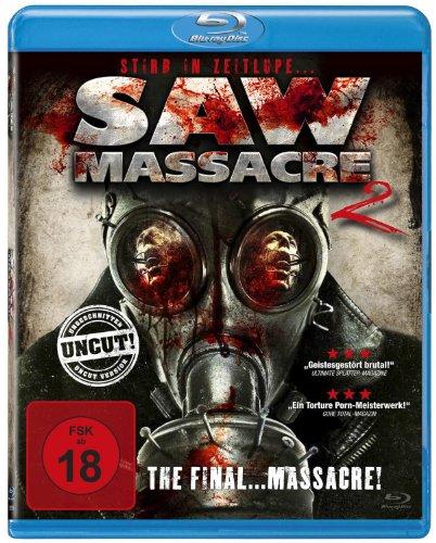 Saw Massacre 2 [Blu-ray]