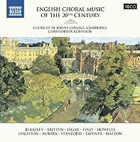 Various: English Choral Music