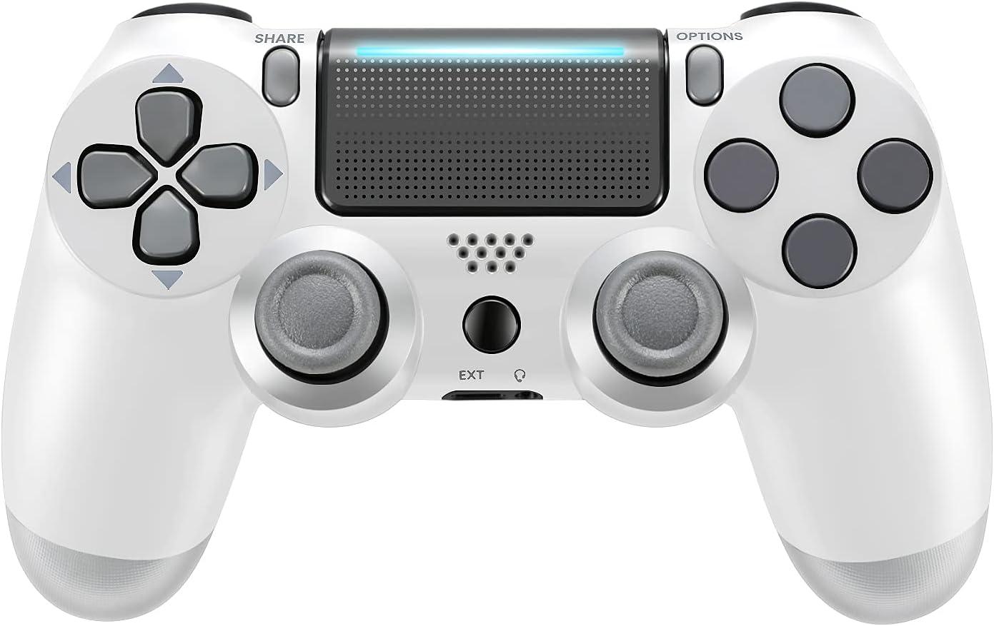 Medvoe Wireless Game Controller for Manufacturer OFFicial Dedication shop PS4 Batter 1000mAh Built-in