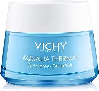 Vichy Aqualia Thermal Mineral Water Gel Moisturizer, 97% Natural Origin Ingredients, 1.69 Fl. Oz.