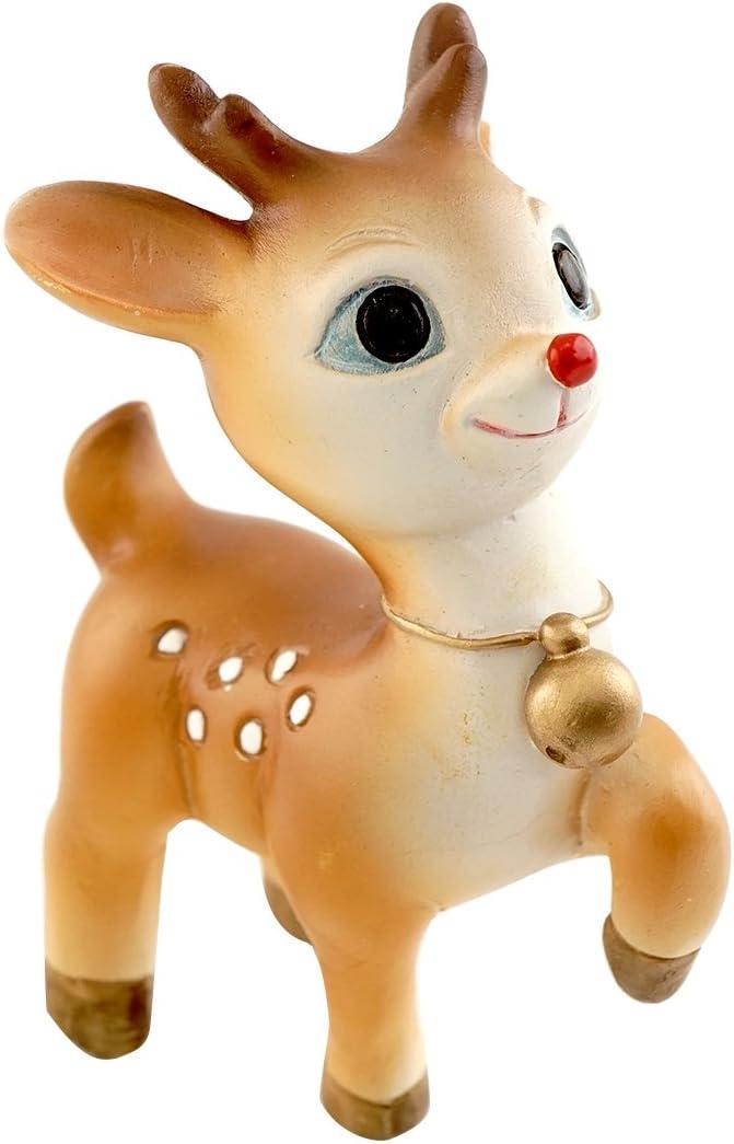Top Collection Miniature Fairy Garden Trust Terrarium Fig Ultra-Cheap Deals Reindeer and