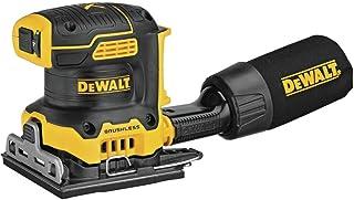 DEWALT 20V MAX* XR Palm Sander, Sheet, Variable Speed, 1/4-Inch, Tool Only (DCW200B)