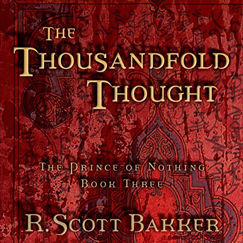 The Thousandfold Thought audiobook cover art