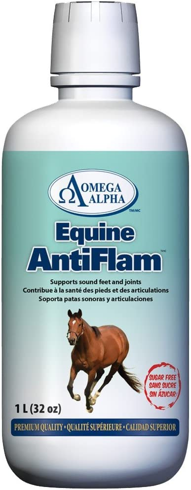 ANTIFLAM - 32 Raleigh Mall Year-end gift FOR HORSES OZ
