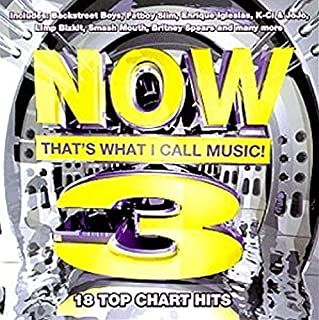 NOW That's What I Call Music Vol. 3