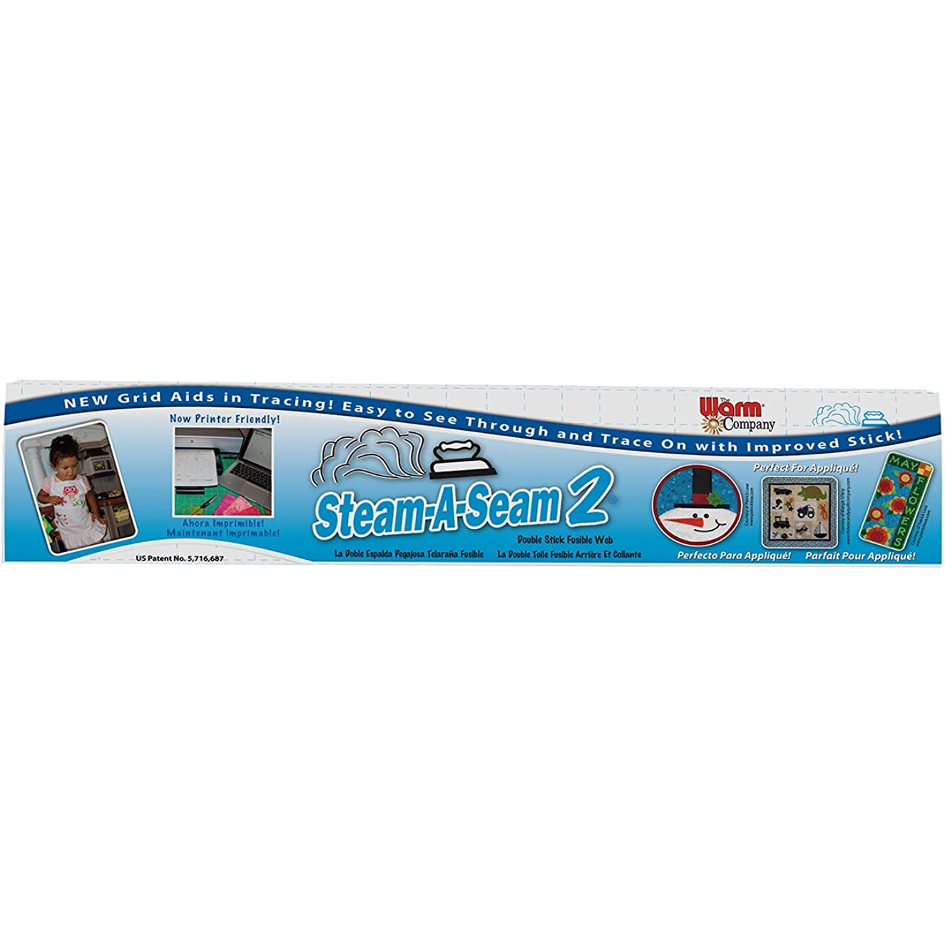 Steam-A-Seam 2 Fusible Web 24 in. (25 yards)