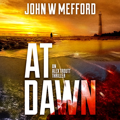 AT Dawn audiobook cover art