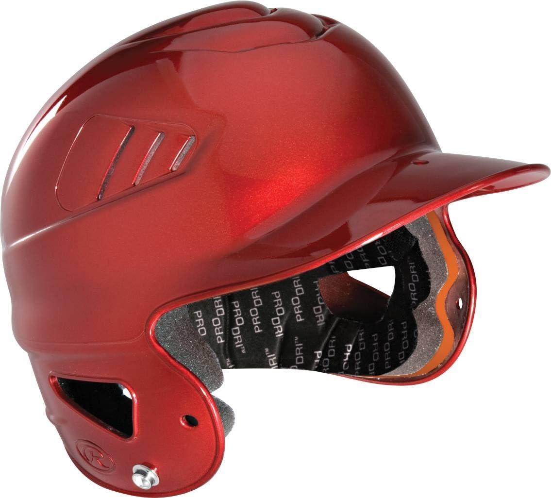 Rawlings New Shipping Free Coolflo half Metallic Helmet