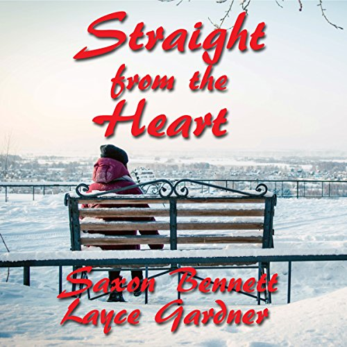 Straight from the Heart     True Heart Series, Book 2              By:                                                                                                                                 Layce Gardner,                                                                                        Saxon Bennett                               Narrated by:                                                                                                                                 Layce Gardner                      Length: 8 hrs and 5 mins     44 ratings     Overall 4.6