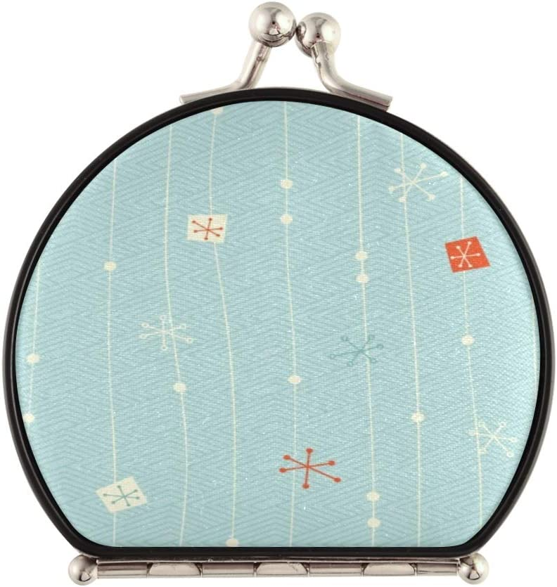 JIUCHUAN Travel Sales of SALE items from new works Makeup Mirror 1x Purchase 10x Magnification Compact Port