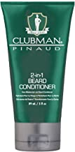 Clubman Beard 2-In-1 Conditioner 3oz Tube (6 Pack)