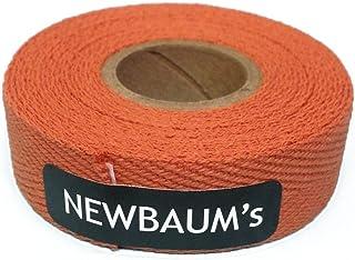Newbaum`s Cloth Handlebar Tape Burnt Orange